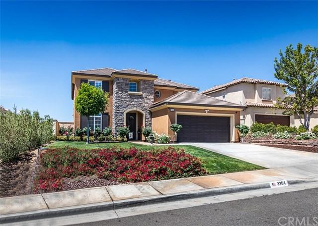 3364 Fern Circle, Lake Elsinore, CA 92530 (#SW18291749) :: Fred Sed Group