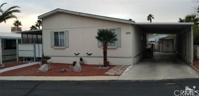 74711 Dillon Road #406, Desert Hot Springs, CA 92241 (#218034930DA) :: Fred Sed Group