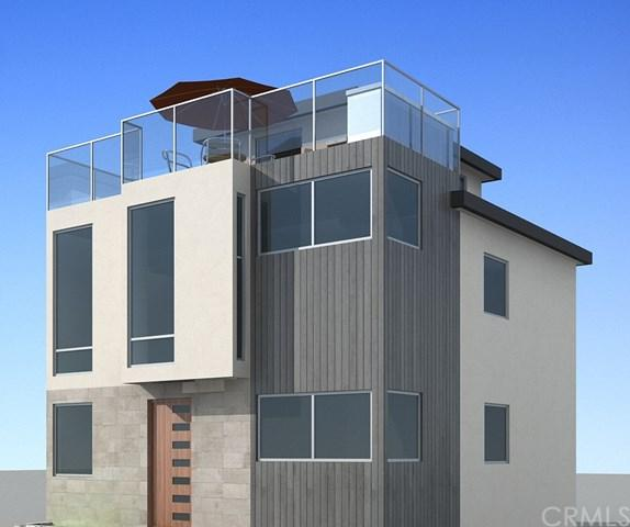 211 32nd Place, Hermosa Beach, CA 90254 (#SB18285827) :: Fred Sed Group