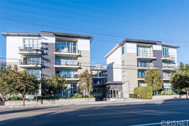 12837 Moorpark Street #306, Studio City, CA 91604 (#SR18291618) :: Fred Sed Group