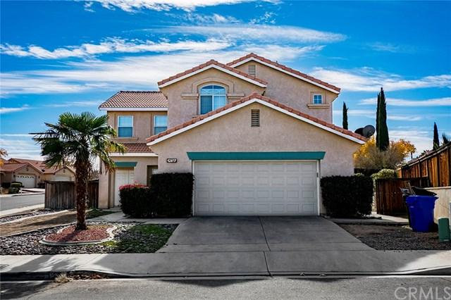 12817 Hickman Road, Victorville, CA 92392 (#CV18291780) :: Fred Sed Group