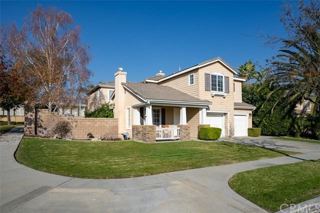 1675 W Summit Court, Upland, CA 91784 (#CV18291906) :: McKee Real Estate Group Powered By Realty Masters & Associates