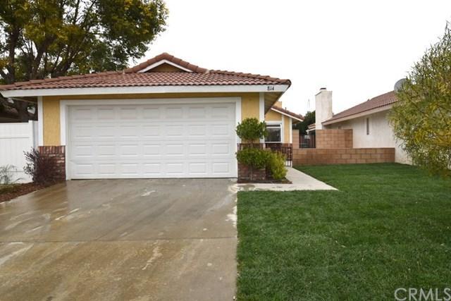 814 Zephyr Circle, Hemet, CA 92543 (#IG18291152) :: McKee Real Estate Group Powered By Realty Masters & Associates