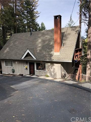 26663 Thunderbird Drive, Lake Arrowhead, CA 92352 (#EV18261441) :: Fred Sed Group