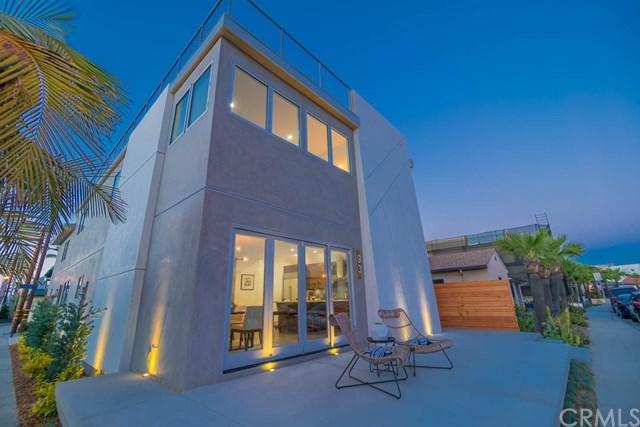 93 Corinthian, Long Beach, CA 90803 (#PW18291990) :: Keller Williams Realty, LA Harbor