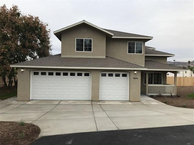 9684 Cypress Vale, Lakeside, CA 92040 (#180067600) :: OnQu Realty