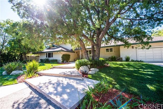16900 Pineridge Drive, Granada Hills, CA 91344 (#SR18292054) :: Kim Meeker Realty Group