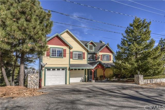 1251 Kodiak Drive, Lake Arrowhead, CA 92352 (#EV18291794) :: Fred Sed Group