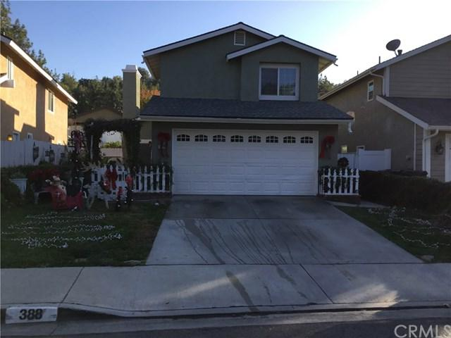 388 Sun Rose Street, La Verne, CA 91750 (#CV18291656) :: The Costantino Group | Cal American Homes and Realty