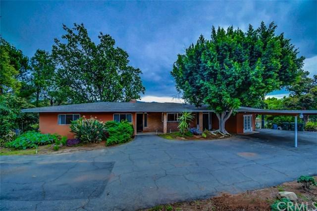 705 Hamilton Lane, Fallbrook, CA 92028 (#OC18292174) :: Go Gabby