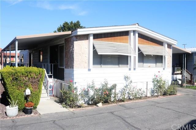 21711 Vera Street #39, Carson, CA 90745 (#SB18291232) :: Fred Sed Group