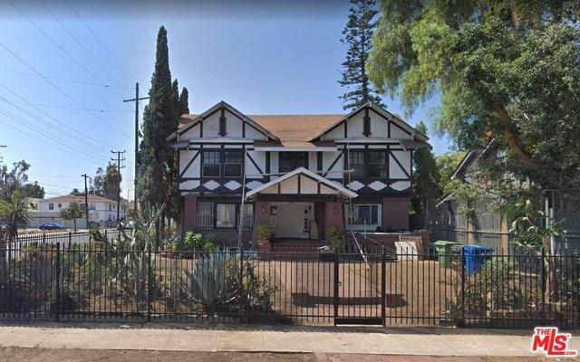 1555 S Manhattan Place, Los Angeles (City), CA 90019 (#18416038) :: PLG Estates