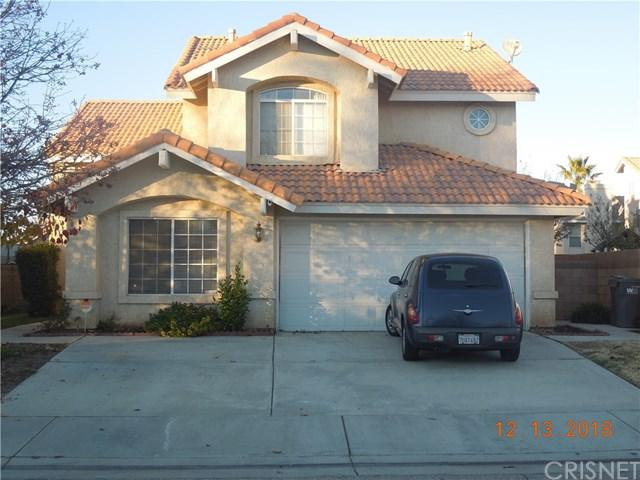 1757 East Mesa Drive, Lancaster, CA 93535 (#SR18292303) :: Fred Sed Group