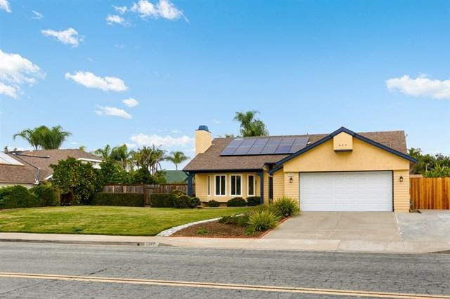 1582 Mission Meadows Drive, Oceanside, CA 92057 (#180067668) :: Fred Sed Group