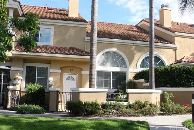 17 Bravo Lane, Aliso Viejo, CA 92656 (#OC18290395) :: Pam Spadafore & Associates