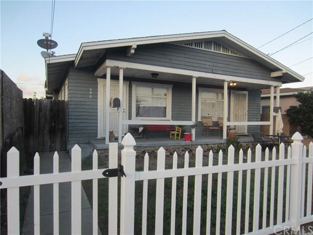644 W 19th Street, San Pedro, CA 90731 (#SB18292370) :: Keller Williams Realty, LA Harbor
