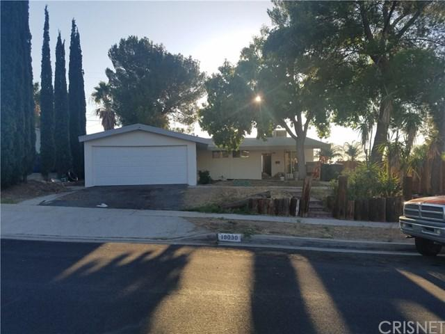 19030 Felbridge Street, Canyon Country, CA 91351 (#SR18292409) :: The Marelly Group   Compass