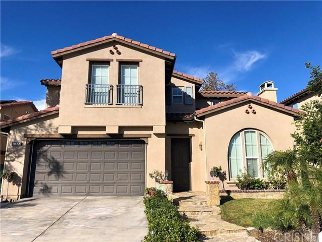 3177 Griffon Court, Simi Valley, CA 93065 (#SR18292379) :: The Marelly Group | Compass