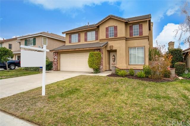 5371 Tenderfoot Drive, Fontana, CA 92336 (#CV18292176) :: Fred Sed Group