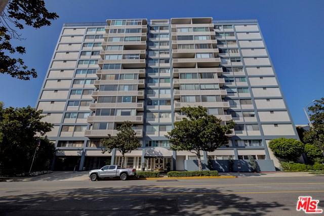 969 Hilgard Avenue #802, Los Angeles (City), CA 90024 (#18416110) :: PLG Estates
