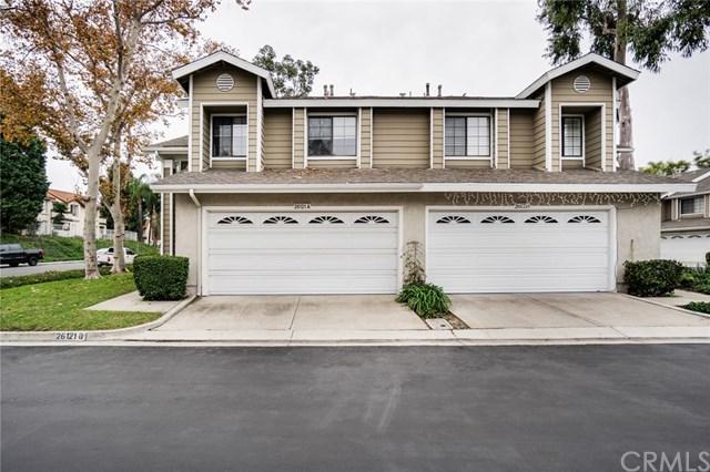 26121 Las Flores Unit A #147, Mission Viejo, CA 92691 (#NP18292069) :: Z Team OC Real Estate