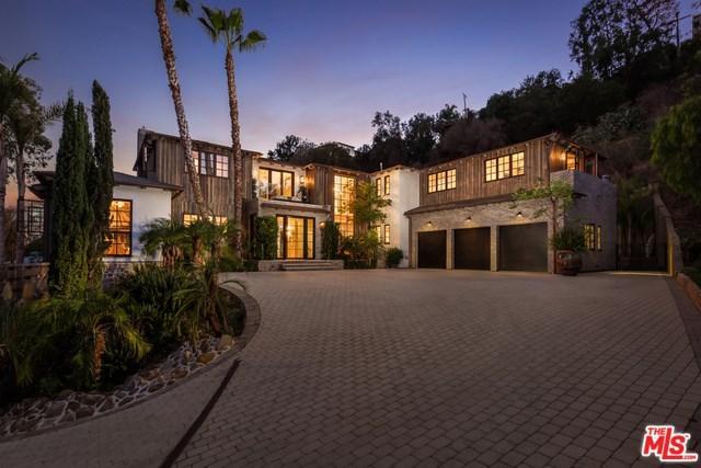 1105 Rivas Canyon Road, Pacific Palisades, CA 90272 (#18416196) :: Team Cooper | Keller Williams Realty Chico Area