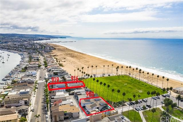 919 E Balboa Boulevard, Newport Beach, CA 92661 (#NP18292876) :: DSCVR Properties - Keller Williams