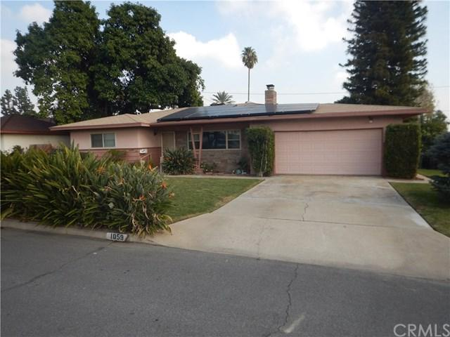 1059 N Fremontia Avenue, Rialto, CA 92376 (#EV18292882) :: Fred Sed Group