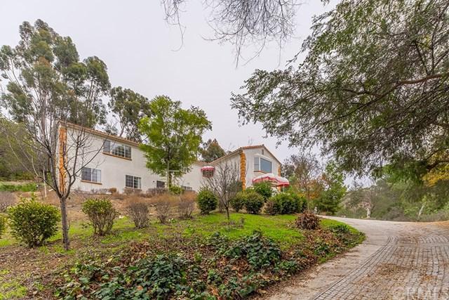 3910 Hacienda Road, La Habra Heights, CA 90631 (#TR18289050) :: Fred Sed Group