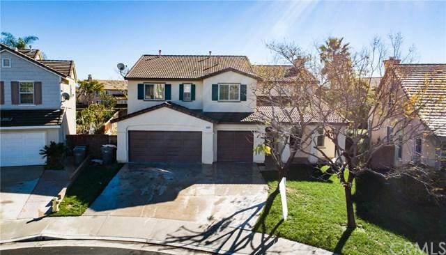 13435 Fox Hollow Circle, Eastvale, CA 92880 (#IG18292792) :: Go Gabby