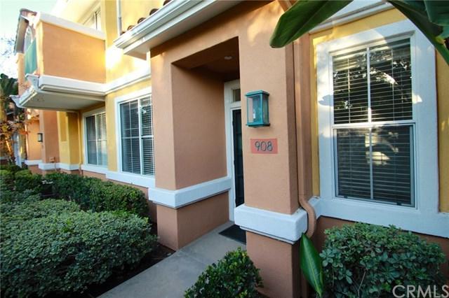 908 Reggio Aisle #137, Irvine, CA 92606 (#OC18292813) :: Z Team OC Real Estate