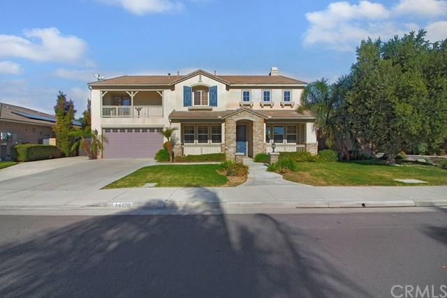14128 Prairie Creek Place, Eastvale, CA 92880 (#TR18293054) :: Go Gabby