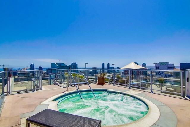 1080 Park Blvd #802, San Diego, CA 92101 (#180067807) :: OnQu Realty