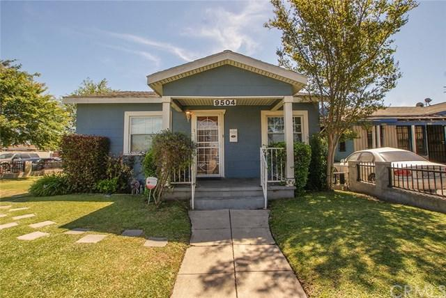 9504 Graham Avenue, Los Angeles (City), CA 90002 (#PW18292943) :: The Laffins Real Estate Team