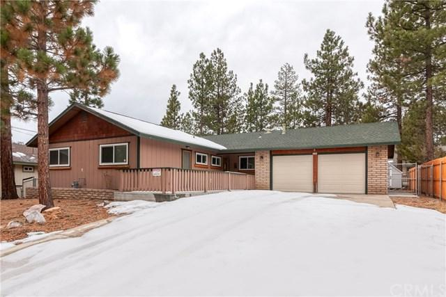 316 Oriole Drive, Big Bear, CA 92315 (#PW18293198) :: Fred Sed Group