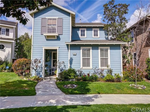 87 Livingston Place, Ladera Ranch, CA 92694 (#OC18293454) :: Heller The Home Seller