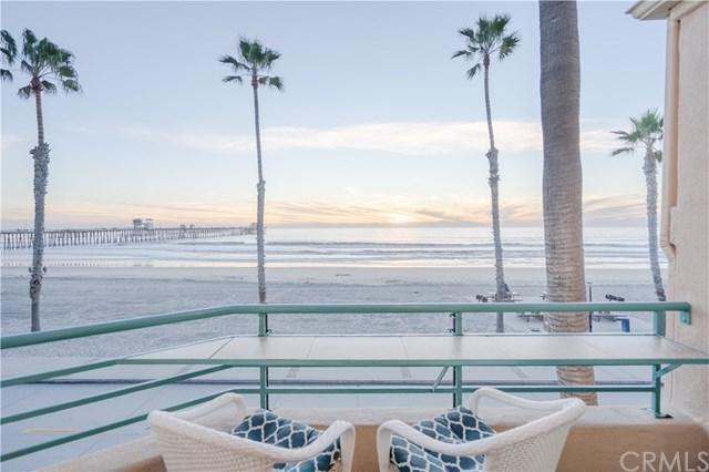 400 N The Strand #30, Oceanside, CA 92054 (#OC18290217) :: Go Gabby
