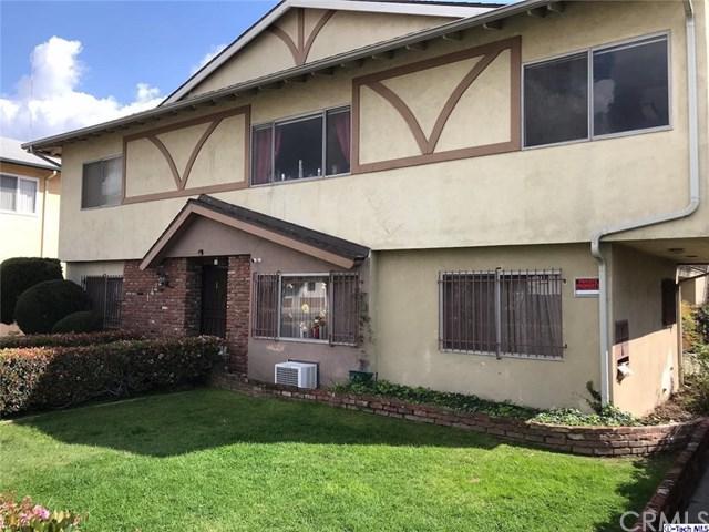 1422 E Maple Street, Glendale, CA 91506 (#318005013) :: RE/MAX Masters