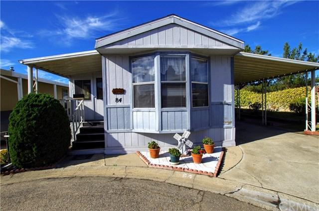 201 Five Cities Drive #84, Pismo Beach, CA 93449 (#PI18293039) :: Nest Central Coast