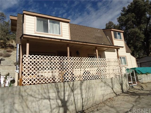 4001 Los Padres Drive, Frazier Park, CA 93225 (#SR18294506) :: California Realty Experts