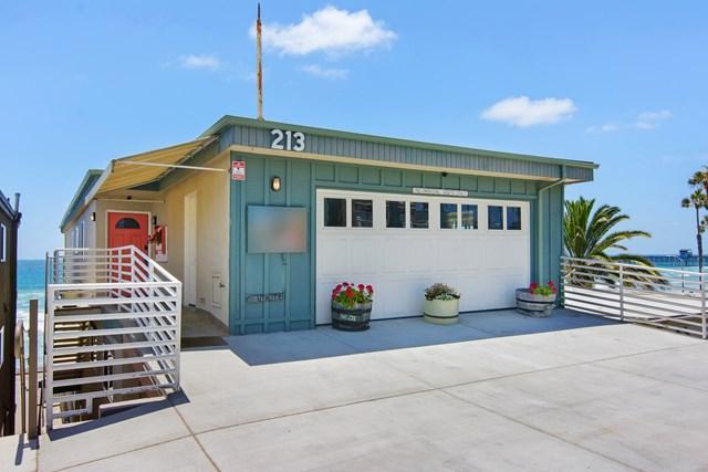 213 S Pacific D, Oceanside, CA 92054 (#180068182) :: McLain Properties