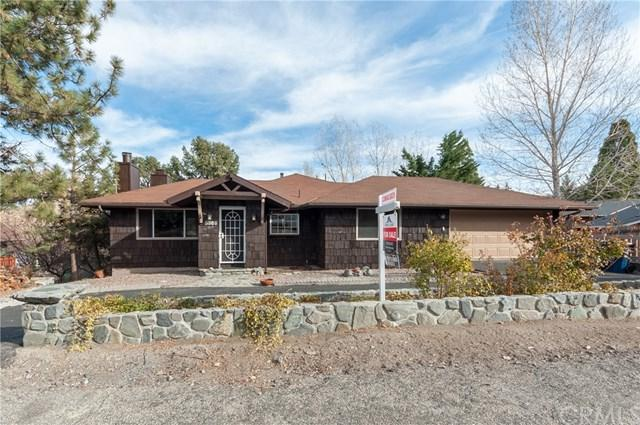 5369 Locarno Drive, Wrightwood, CA 92397 (#CV18295792) :: The Laffins Real Estate Team