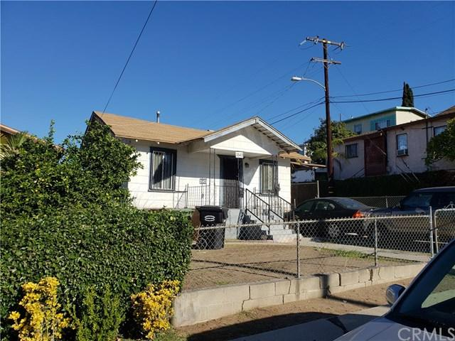 3543 Whiteside Street, Los Angeles (City), CA 90063 (#PW18291016) :: Impact Real Estate