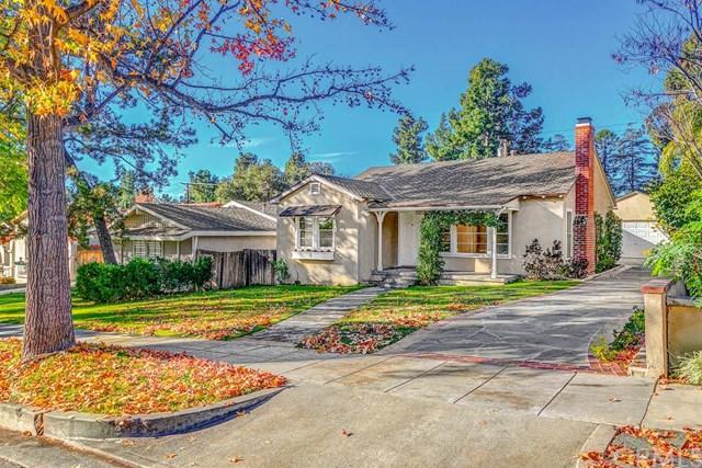 245 N Sunnyside Avenue, Sierra Madre, CA 91024 (#AR18297377) :: California Realty Experts