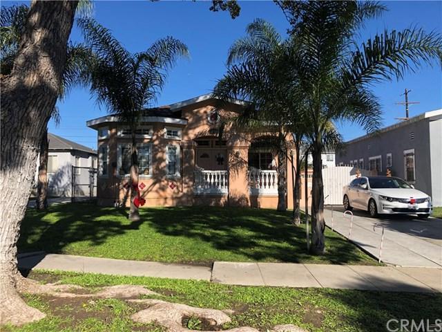 3423 W 59th Street, Los Angeles (City), CA 90043 (#DW18297611) :: RE/MAX Masters