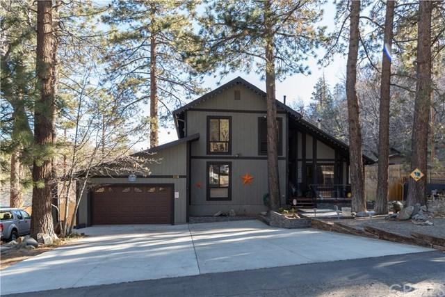 517 Lark Road, Wrightwood, CA 92397 (#IV18297559) :: The Laffins Real Estate Team