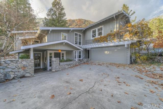 10 Oak Drive, Mount Baldy, CA 91759 (#TR18297279) :: Fred Sed Group