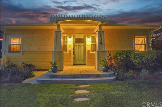134 Palomar Avenue, Pismo Beach, CA 93449 (#SP19001174) :: Nest Central Coast