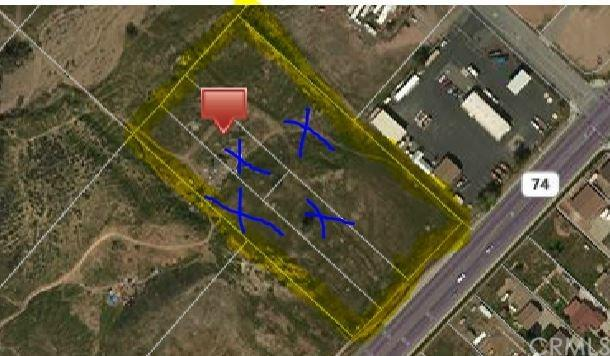 0 Highway 74, Lake Elsinore, CA  (#IV19001567) :: The Laffins Real Estate Team