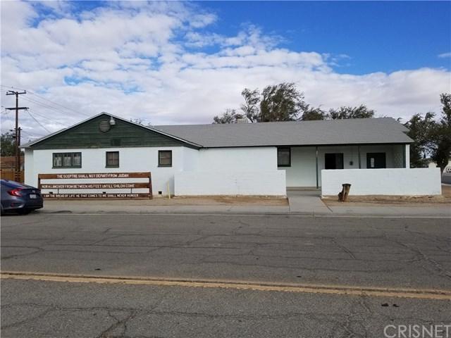 2069 Inyo Street, Mojave, CA 93501 (#SR19003040) :: RE/MAX Masters
